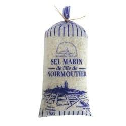 Sel marin de l'Ile de Noirmoutier 1 kg