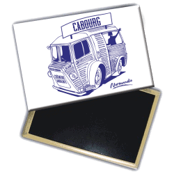 Magnet Camionnette Cabourg